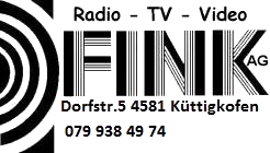 Radio – TV – Hifi – Fink AG